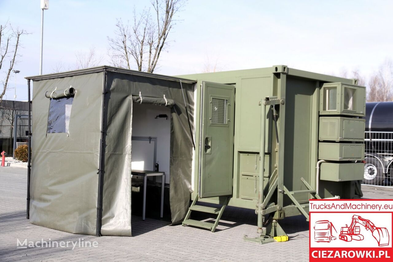 ARMPOL / Military container body  accommodation container