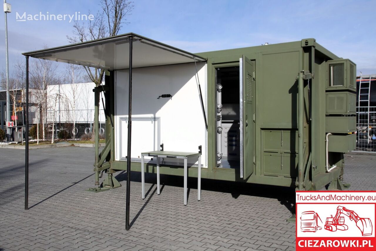 new ARMPOL / Military container body / NEW / UNUSED / 2020 accommodation container