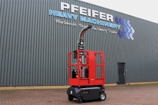BRAVI LUI HD WD New, Electric, 4.90m Working Height, Non articulated boom lift