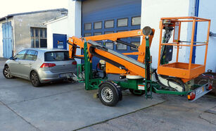 NIFTYLIFT 120 T articulated boom lift