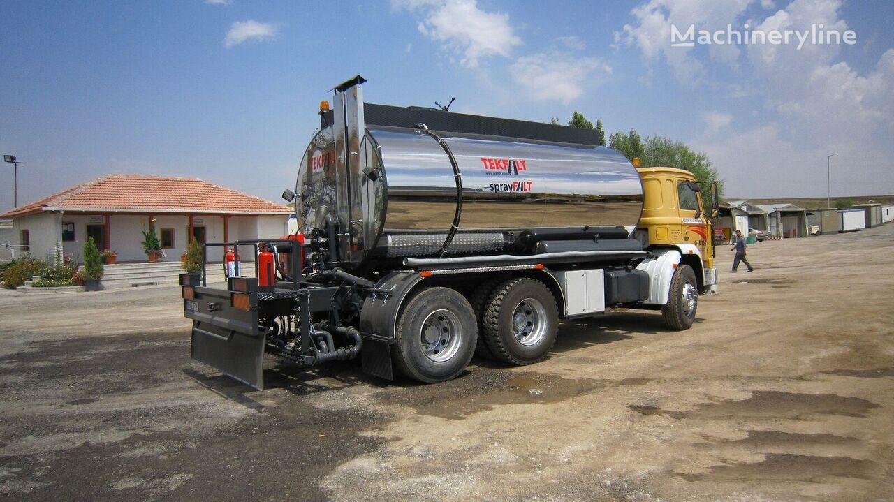 new MARINI sprayFALT  Avtogudronator asphalt distributor