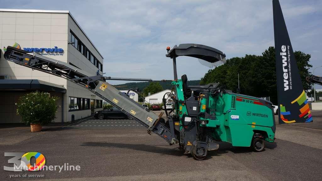 WIRTGEN W 50 Ri asphalt milling machine