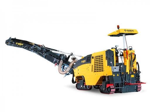 BOMAG BM 1200-35 asphalt milling machine