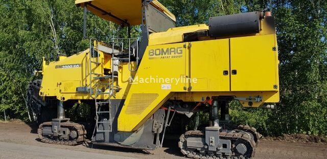 BOMAG BW 2000 asphalt milling machine