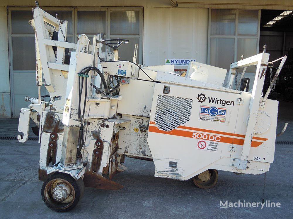WIRTGEN 500DC asphalt milling machine