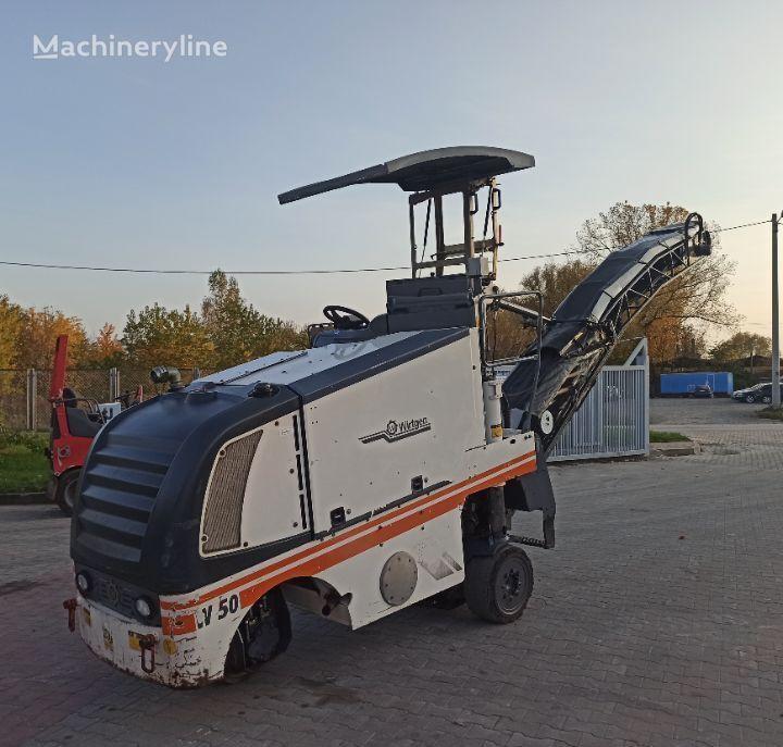 WIRTGEN W 50  asphalt milling machine