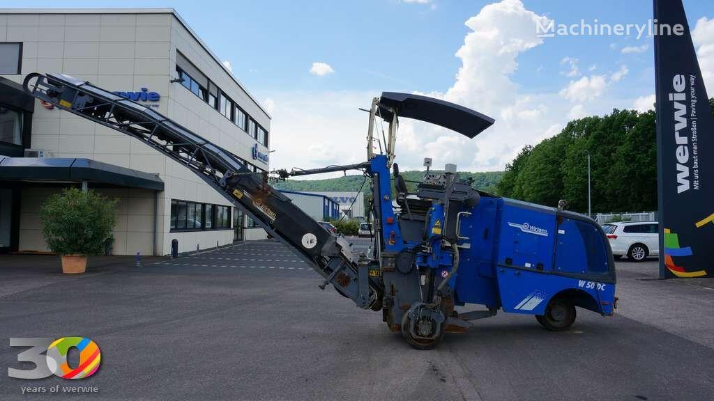 WIRTGEN W 50 DC asphalt milling machine