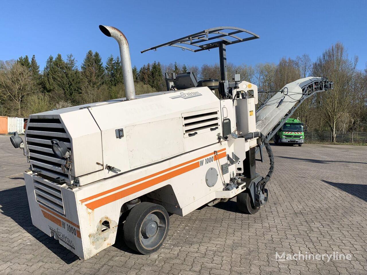 WIRTGEN W1000 asphalt milling machine