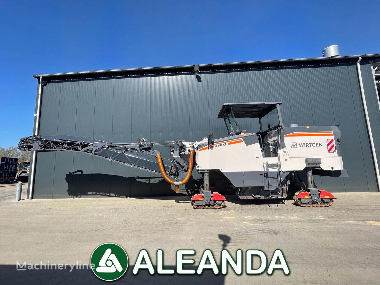 WIRTGEN W150CFI asphalt milling machine