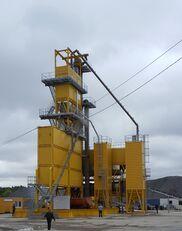 new SUMAB MIX-240. High Capacity - 240 t / h asphalt plant