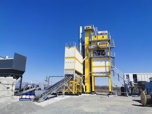 new TEKFALT MARINI BE TOWER ECO 2000P asphalt plant
