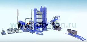 new GiTech LBG800 / CP60 asphalt plant