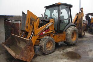 CASE CASE 590 backhoe loader