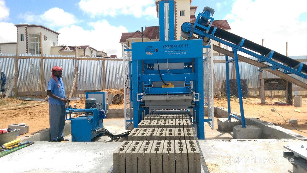 new CONMACH BLOCKKING-12MS block making machine