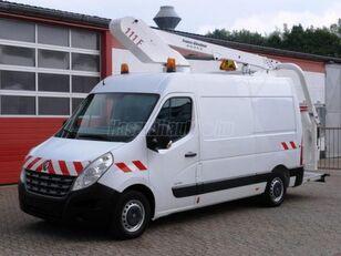 RENAULT MASTER 125 DCI Emelőkosaras Furgon Aerial Elevateur 111F 11M bucket truck