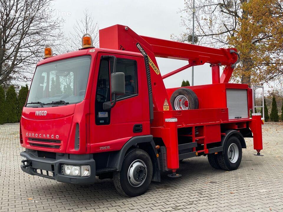 IVECO EUROCARGO 75E15  bucket truck