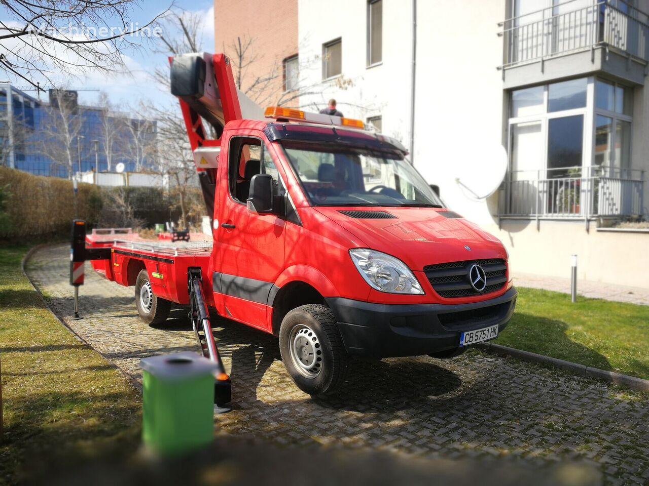 MERCEDES-BENZ Sprinter 313 bucket truck