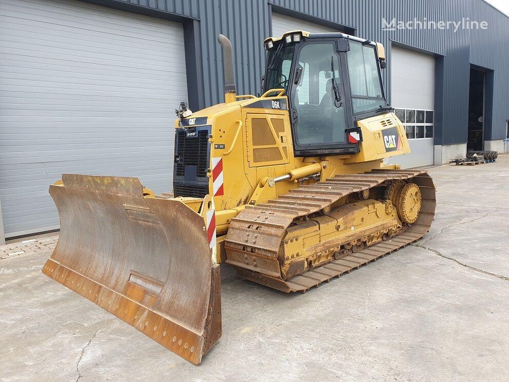 CATERPILLAR D6K LGP bulldozer