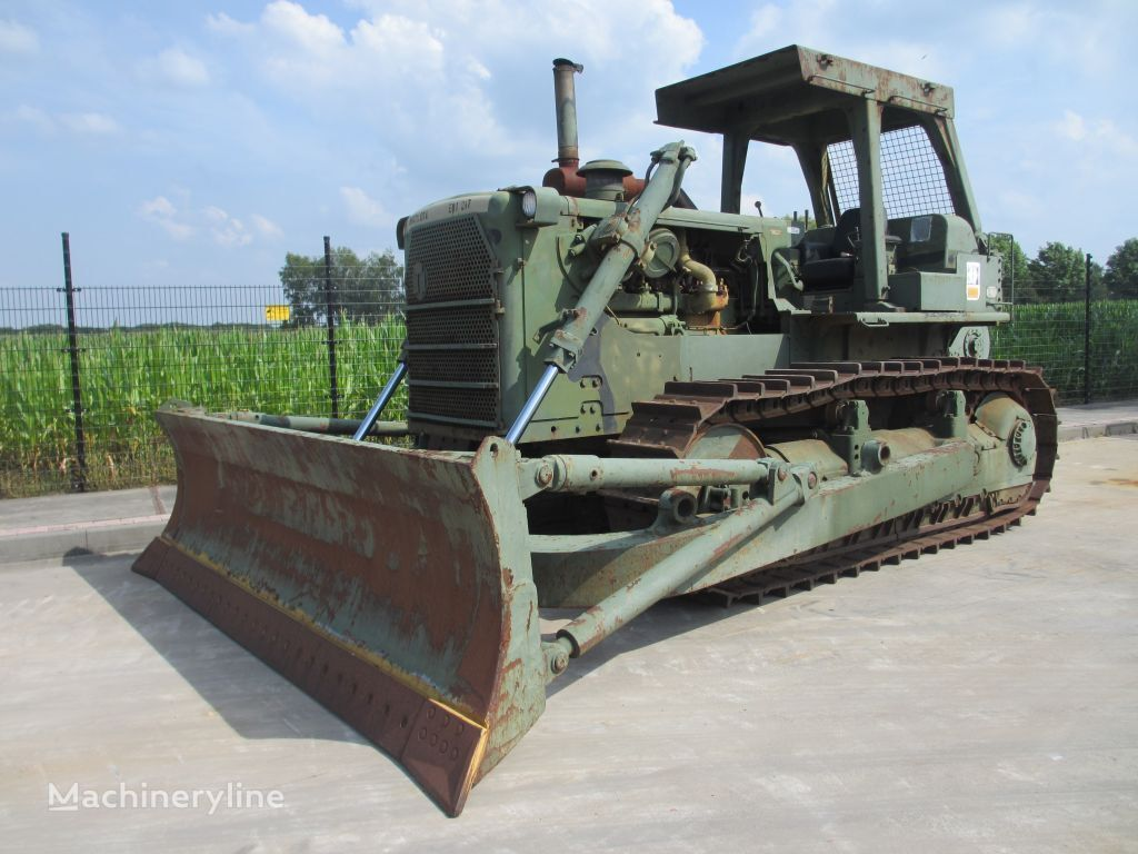 CATERPILLAR Ex army D8K UNUSED bulldozer