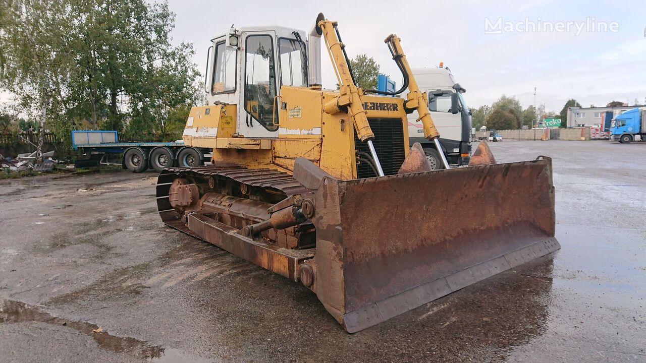 LIEBHERR 732 bulldozer