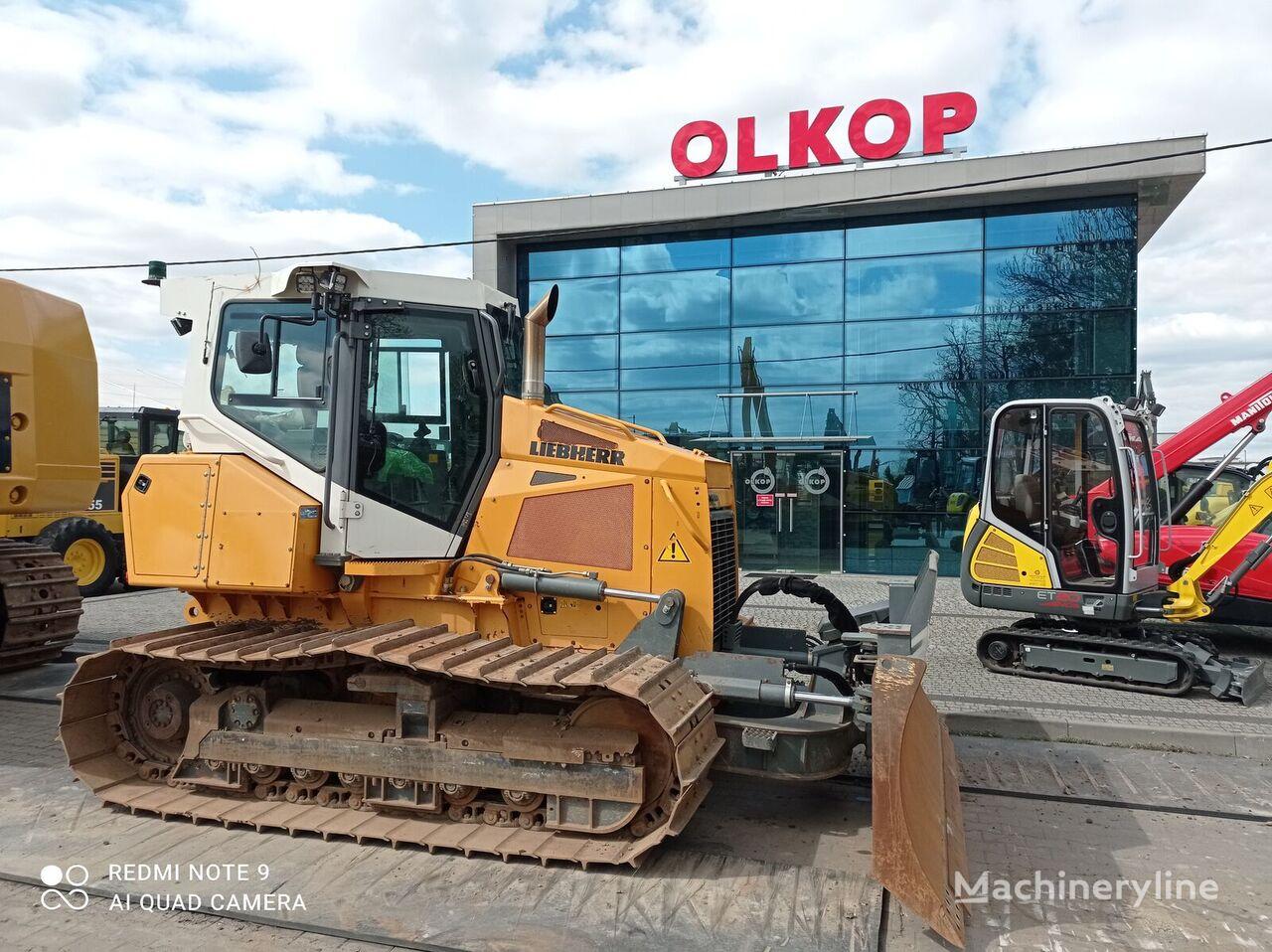 LIEBHERR PR 716 LGP /  1353HRS / Very low Hours bulldozer