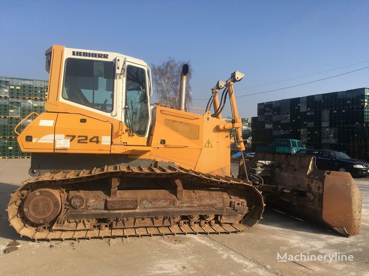 LIEBHERR PR 724 LGP bulldozer