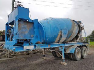 LECINENA concrete mixer semi-trailer
