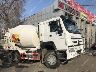 HOWO   ZZ5327GJBN3847E concrete mixer truck