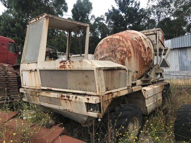 DIECI   LH672 Mixer/ concrete mixer truck