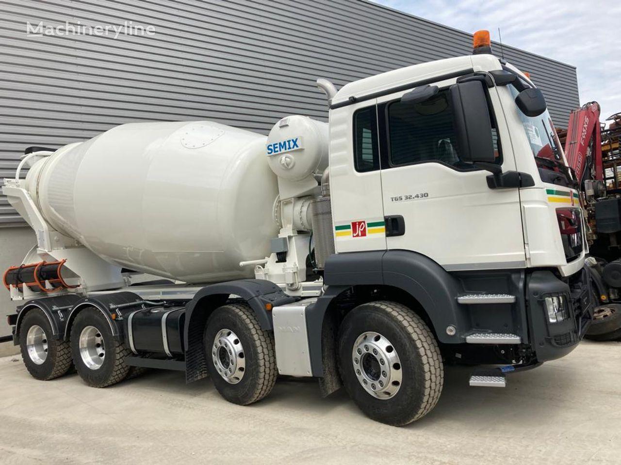 new SEMIX  SM9 MEZCLADOR DE HORMIGÓN concrete mixer truck