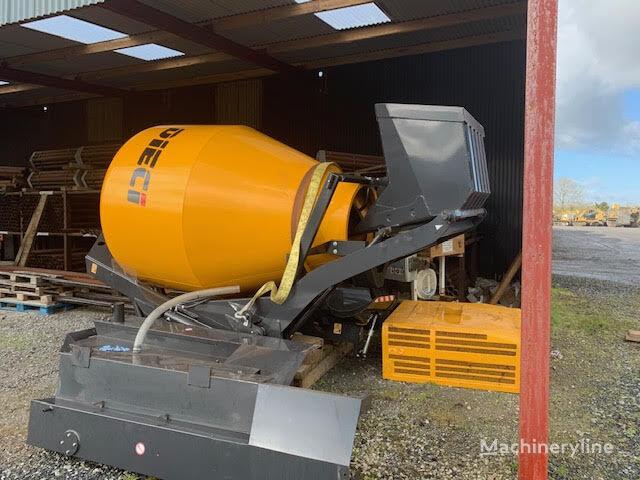 DIECI  concrete mixer