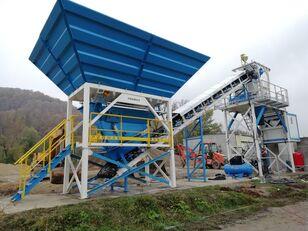 new PROMAX محطة خلط الخرسانة المدمجة C60-SNG-PLUS (60 م 3 / ساعة) concrete plant