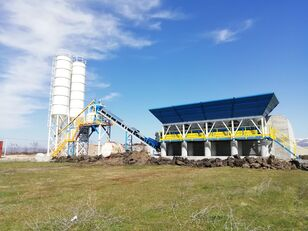 new PROMAX Compact Concrete Batching Plant C60-SNG-LINE (60m3/h) concrete plant