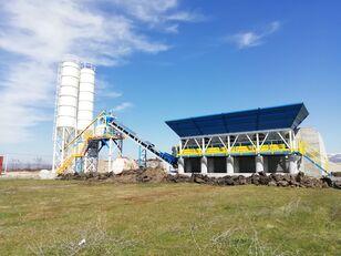 new PROMAX Impianto di Betonaggio Compatto PROMAX C60-SNG-LINE (60m³/h) concrete plant