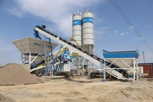 new PROMAX Mobile Concrete Batching Plant PROMAX M100-TWN (100m3/h) concrete plant