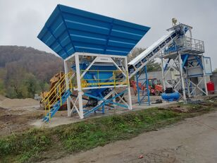 new PROMAX КОМПАКТНЫЙ БЕТОННЫЙ ЗАВОД C60 SNG-PLUS (60 м³/ч) concrete plant