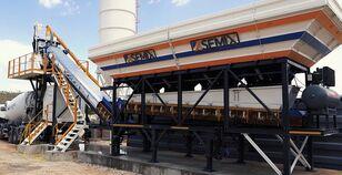new SEMIX  Mobile 60 S4 MOBILE CONCRETE BATCHING PLANTS 60m³/h concrete plant