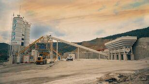 new SEMIX STATIONARY CONCRETE BATCHING PLANTS 130m³/h concrete plant