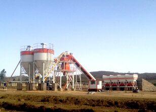 new SKYMIX SKY 60S concrete plant