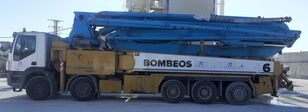 JunJin 51/5-15 on chassis IVECO 51/5-15 concrete pump
