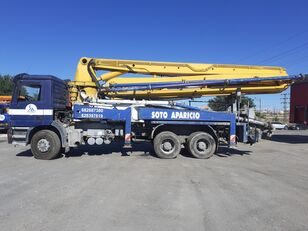 Sebhsa 37/4 on chassis MERCEDES-BENZ Actros 3331 concrete pump