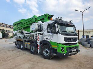 Cifa  on chassis VOLVO FMX 500 8x4 CIFA 32m + 9m3, euro 5, 1060h and 136 000km concrete pump