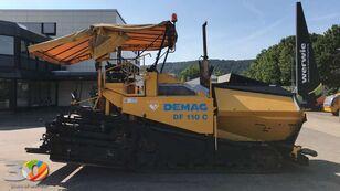 SVEDALA-DEMAG DF 110 C crawler asphalt paver