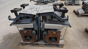 VÖGELE 0,75-2TV AB500 AB600 Verbreiterungen Extensions Rallonges crawler asphalt paver