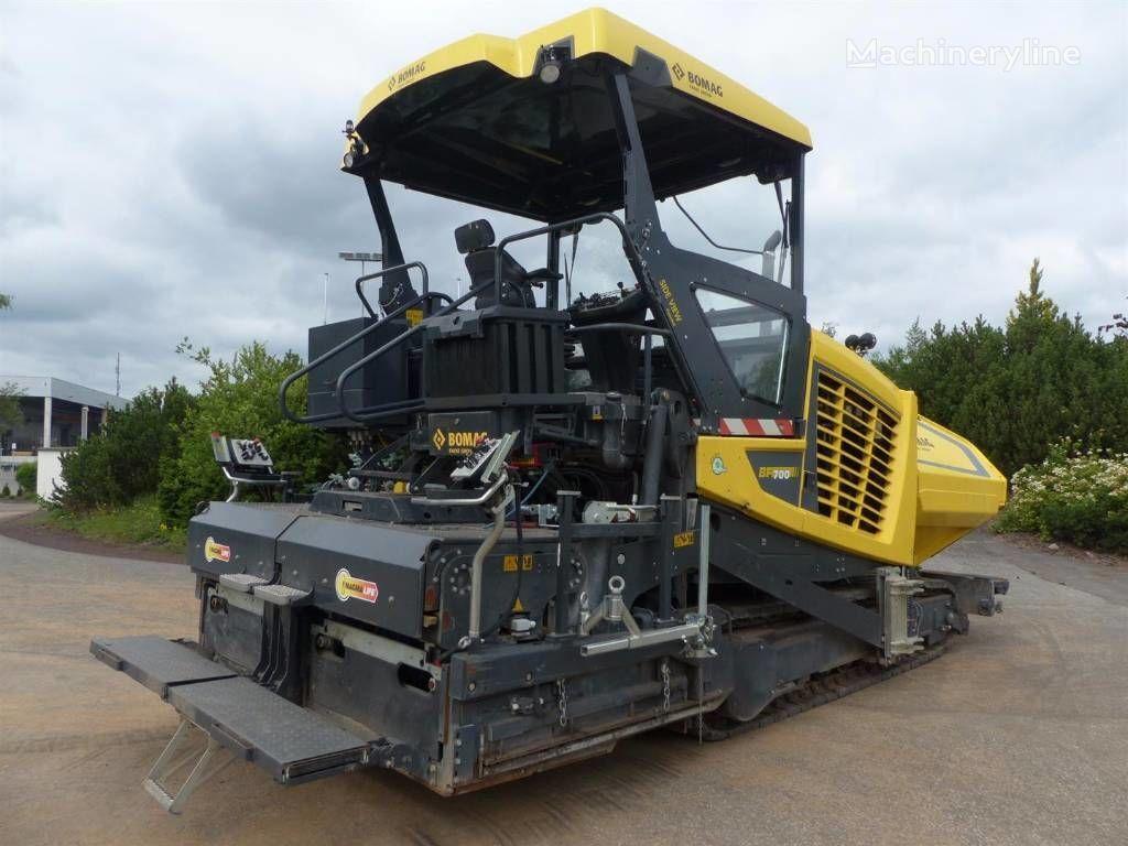 BOMAG BF 700C-2 - S500 crawler asphalt paver