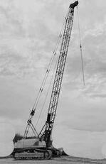 FUCHS F125 R crawler crane