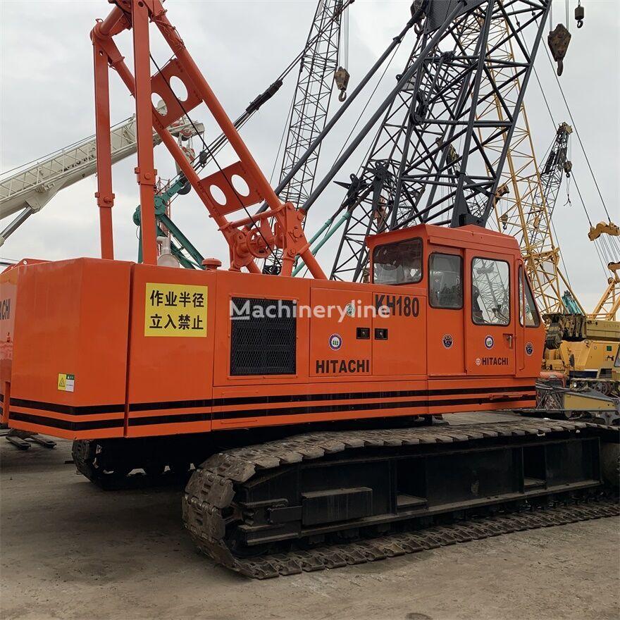 HITACHI KH180 Japan original HITACHI KH180-3 50 ton used crawler crane f crawler crane