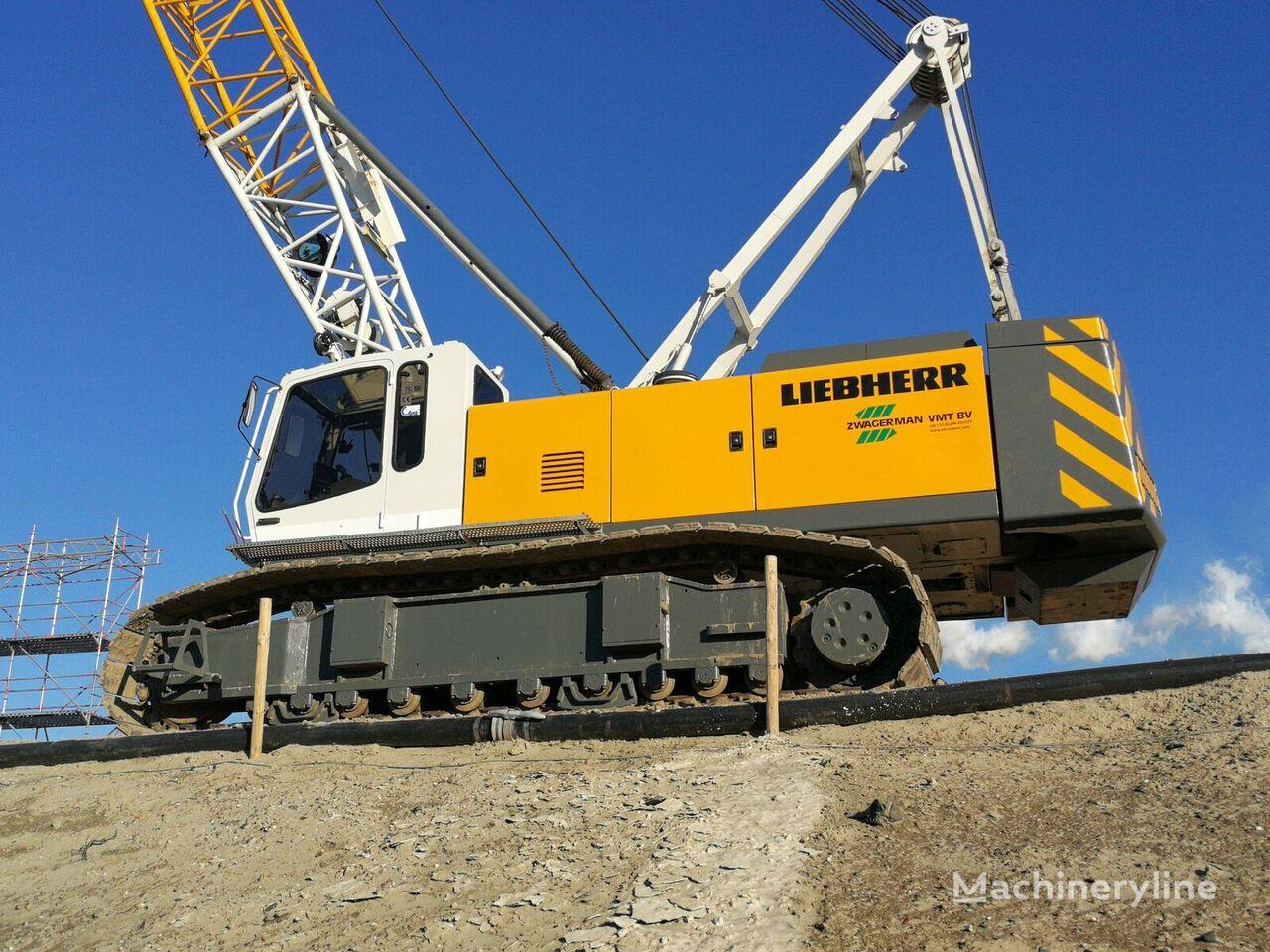 LIEBHERR HS 853 HD crawler crane