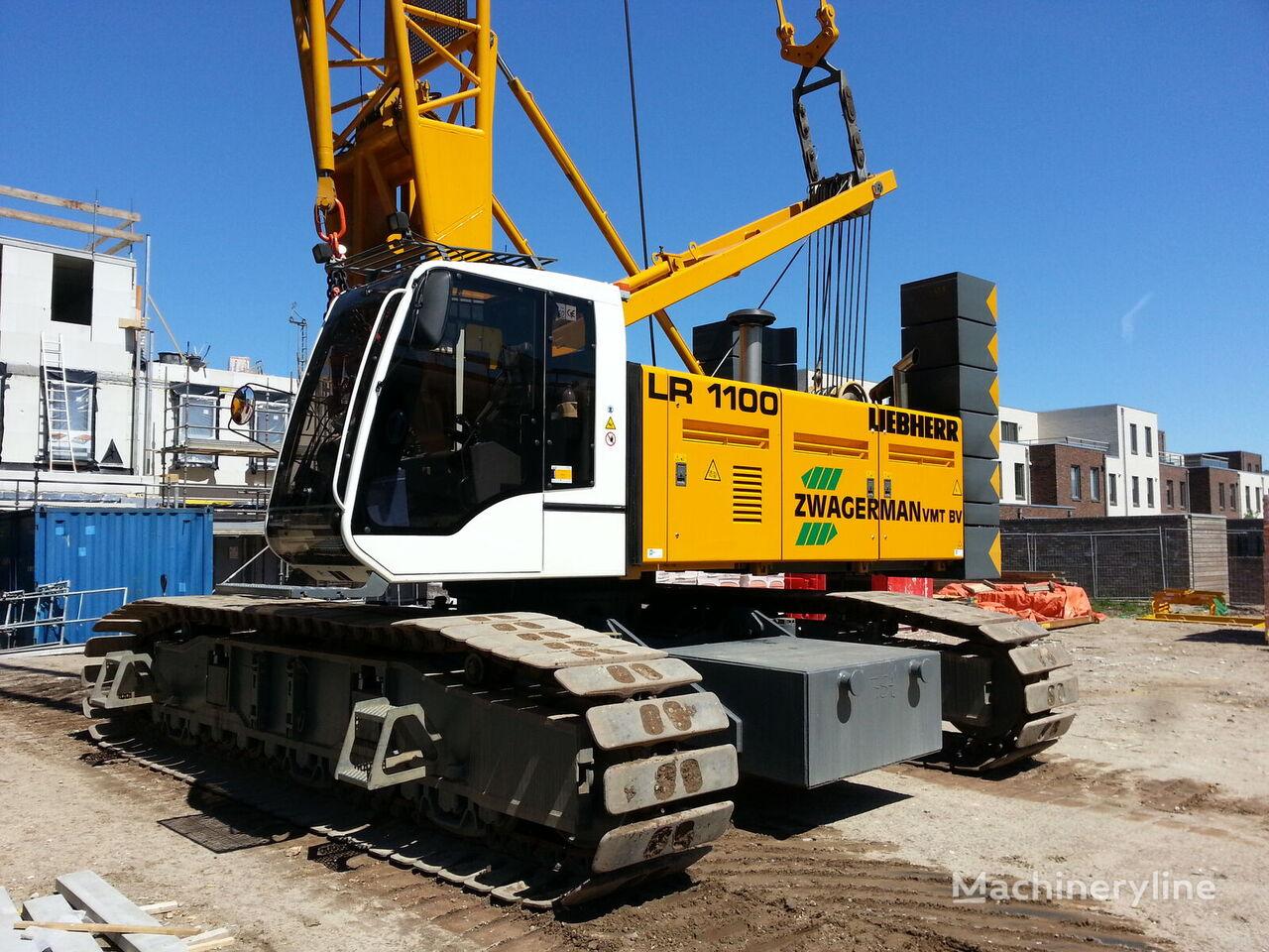 LIEBHERR LR 1100 crawler crane