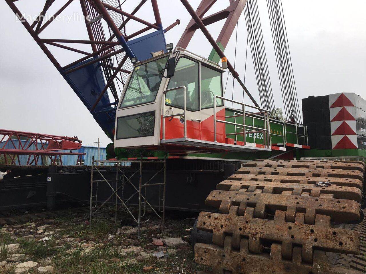 TEREX cc2500 crawler crane